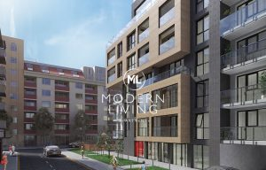 Modern Living Appartment - кв. Борово, гр. София - проект на Beso Homes