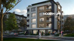 Modern Line II - апартаментен комплекс в кв. Манастирски ливади, гр. София от Beso Homes